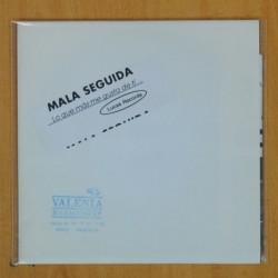 MALA SEGUIDA - LO QUE MAS ME GUSTA DE TI - PROMO - SINGLE