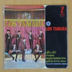 LOS TAMARA - ALLA ALLA + 3 - EP