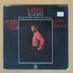 RAPHAEL - EL GOLFO - EP