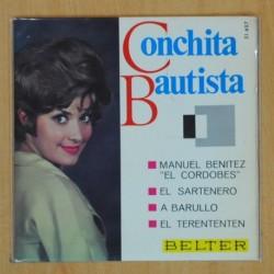 CONCHITA BAUTISTA - MANUEL BENITEZ EL CORDOBES + 3 - EP