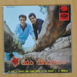DUO DINAMICO - EL OLE + 3 - EP