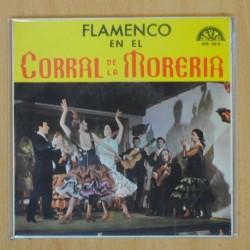 VARIOS - FLAMENCO EN EL CORRAL DE LA MORERIA - EP