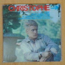 CHRISTOPHE - ALINE + 3 - EP