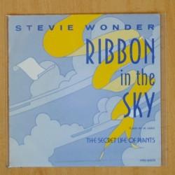 STEVIE WONDER - RIBBON IN THE SKY - SINGLE