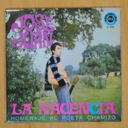 JOSE JUAN - LA NACENCIA - SINGLE