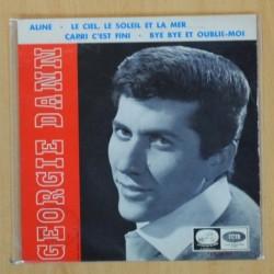 GEORGIE DANN - ALINE + 3 - EP