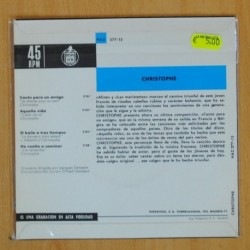 HERMANOS SERRANO / JOSE GUARDIOLA - JINGLE BELLS + 3 - EP [DISCO VINILO]