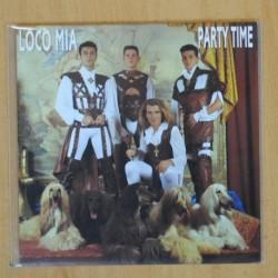 LOCO MIA - PARTY TIME - SINGLE