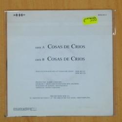 OS RESENTIDOS - FRACASO TROPICAL - LP [DISCO VINILO]