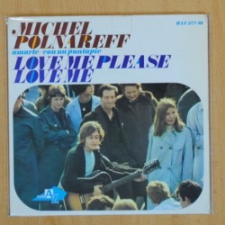 MICHEL POLNAREFF - LOVE ME PLEASE LOVE ME + 2 - EP