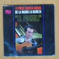 EL PICHULI - TE PICO + 3 - EP