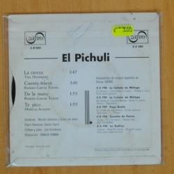 GIGLIOLA CINQUETTI Y LA BANDA - COMPAGNIA DI SUONARI CON VOCE SOLISTA - LP [DISCO VINILO]