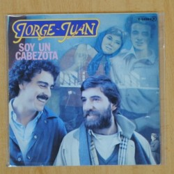 JORGE JUAN - SOY UN CABEZOTA - SINGLE