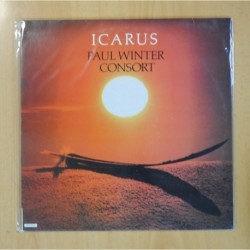 PAUL WINTER CONSORT - ICARUS - LP