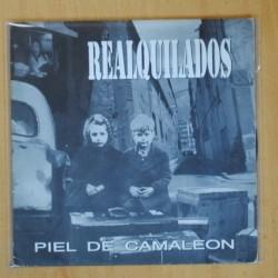 REALQUILADOS - PIEL DE CAMALEON - SINGLE