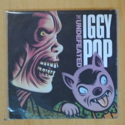 IGGY POP - THE UNDEFEATED - SINGLE