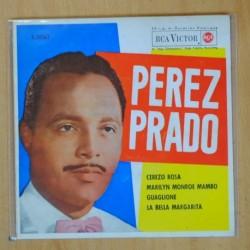 PEREZ PRADO - CEREZO ROSA + 3 - EP