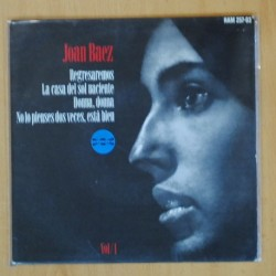 JOAN BAEZ - REGRESAREMOS + 3 - EP