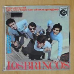LOS BRINCOS - RENACERA + 3 - EP