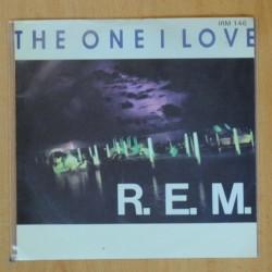 REM - THE ONE I LOVE SINGLE / LAST DATE - SINGLE