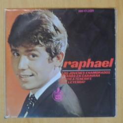 RAPHAEL - LOS JOVENES ENAMORADOS + 3 - EP