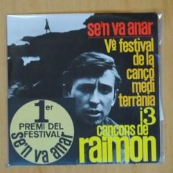 RAIMON - SE'N VA ANAR + 3 - EP