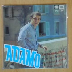 ADAMO - EN BANDOLERA + 3 - EP