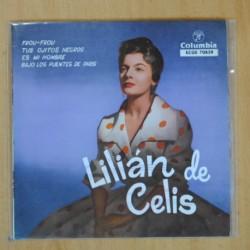 LILIAN DE CELIS - FROU FROU + 3 - EP