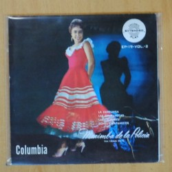 MARIMBA DE LA POLICIA - LA ZANDUNGA + 3 - EP