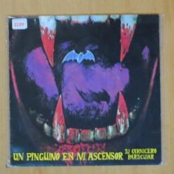 UN PINGUINO EN MI ASCENSOR - TU CARNICERO PARTICULAR - SINGLE