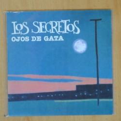 LOS SECRETOS - OJOS DE GATA / Y NO AMANECE - SINGLE