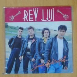 REY LUI - SOMOS ROCK AND ROLL - SINGLE
