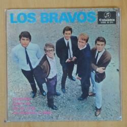 LOS BRAVOS - SYMPATHY + 3 - EP