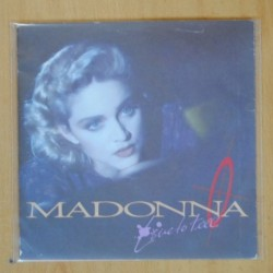MADONNA - LIVE TO TELL - SINGLE