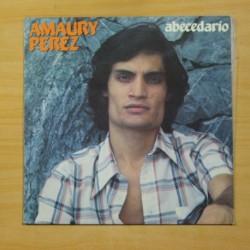 AMAURY PEREZ - ABECEDARIO - LP